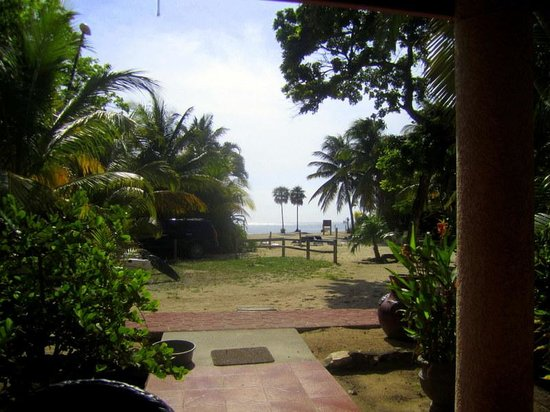 Casa de Paradise: Your view from your own patio!!