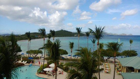 The Ritz-Carlton Club, St. Thomas: view