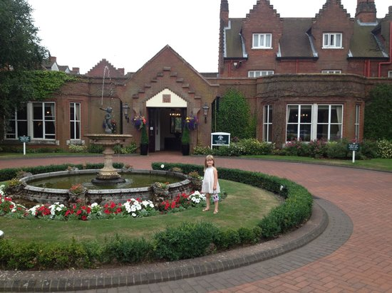 Sprowston Manor Marriott Hotel & Country Club : Beautiful surroundings