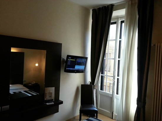 Hotel Cosimo de' Medici: room