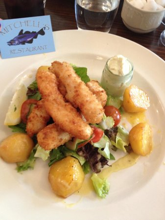 Mitchell's Restaurant : Best fish!