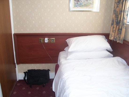 Avon Hotel: The single bed room in Avon