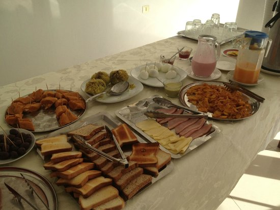 Gran Hotel Maranon: Desayuno Buffet