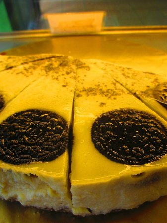 Nabalu Lodge: Oreo Cheese Cake