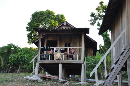 Bintang View Chalet and Restaurant: @ Bintang View Chalet