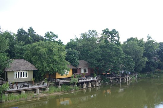 Kor Sor Resort & Spa : Bungalows