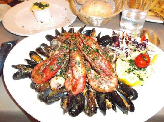 23twelve Restaurant: Seafood