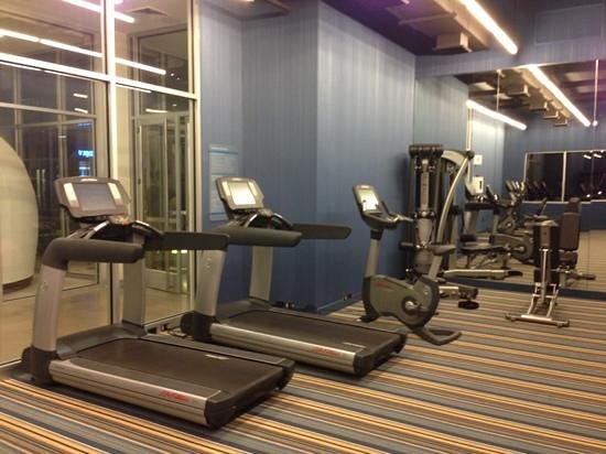 Aloft Green Bay: fitness center