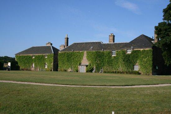 Archerfield House: house