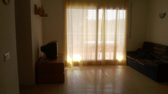 RV Port Canigó: l'appartement