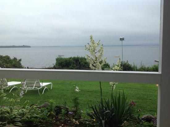 Shore Acres Inn & Restaurant: view from room 10