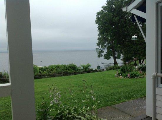 Shore Acres Inn & Restaurant : view from room 10