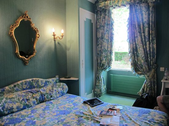 Hotel le Prieure: Our room