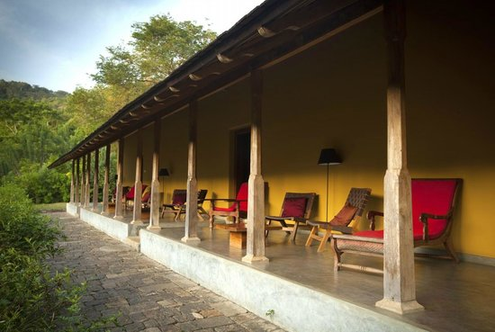 Living Heritage Koslanda: Veranda
