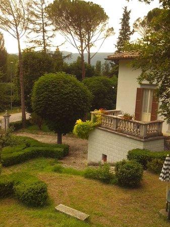 Villa Castoriana: la casa