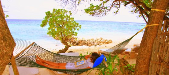Vivanta by Taj Coral Reef Maldives: Back of the room