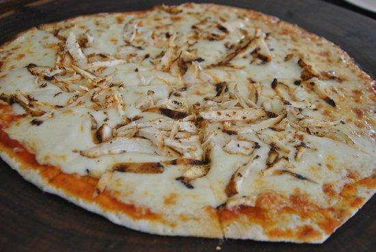 Vivanta by Taj Coral Reef Maldives: open grill-pizza