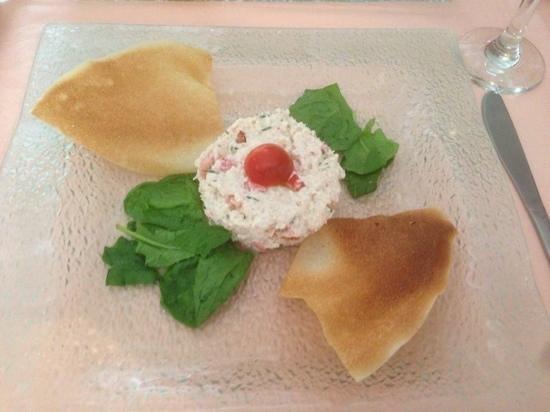 La Mesa Caprichosa: le tartare de la mer