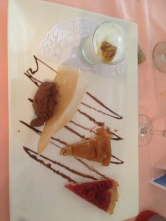 La Mesa Caprichosa: Le dessert
