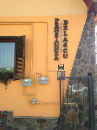 Pensiunea Belascu Sibiu: the dinning facility
