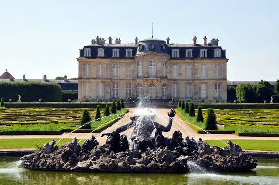 Chateau of Champs-sur-Marne