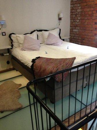 IQ Suites: sovrummet