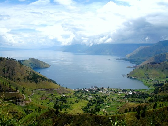 Indonesia: Toba lake, Prapat, Medan, in Sumatera