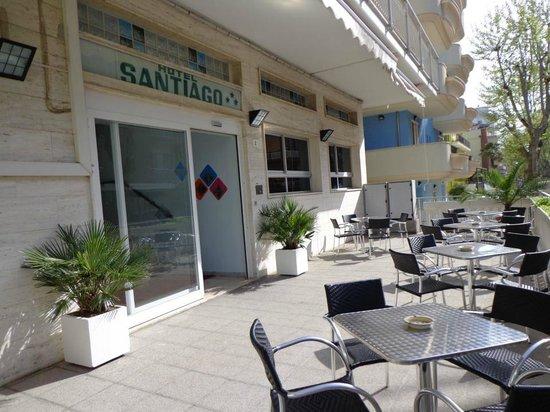 Hotel Santiago: Hotel