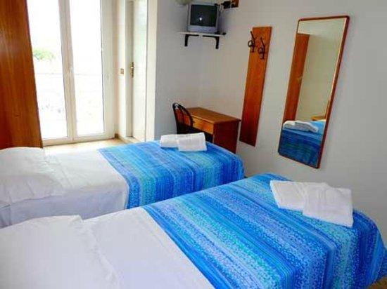 Hotel Santiago: Camera
