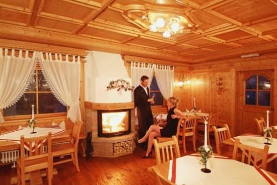 Hotel Malder: SALA RISTORANTE