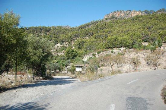 Ruta CR3 Es Capdellà - Sa Vall Verda: CR3 Es Capdella-Sa Vall Verda Hiking Trail