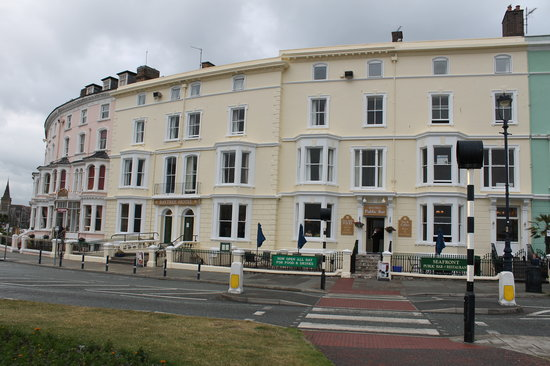 Llandudno Bay Hotel Restaurant Reviews
