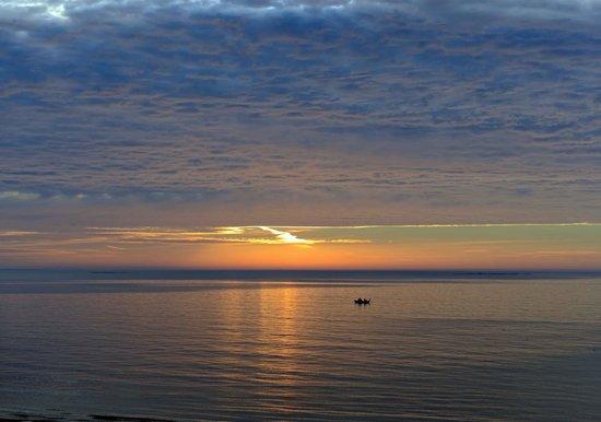 Hotel Meridional: Morning Sun Rise