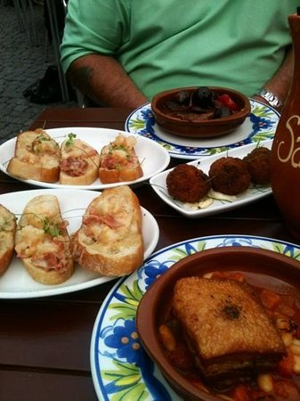 La Tasca Liverpool: Absolutely delicious!