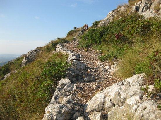 Es Capdella, Spain: CR7 Es Galatzo-S´Esclop Hiking Trail