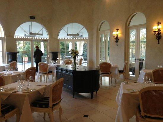 Villa Howden: The dining room