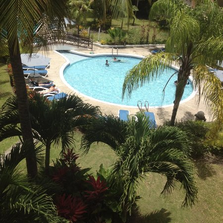 Sunbay Hotel: View from the balcony