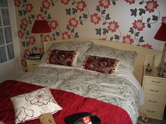Y Garth B&B : bedroom