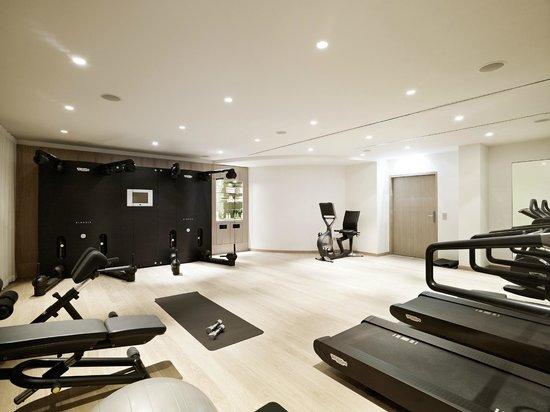 Sans Souci Spa: Fitness Room