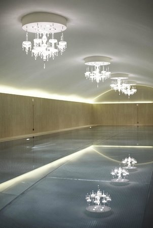 Sans Souci Spa: Pool
