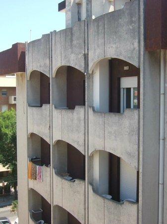 Hotel Vittoria : facciata