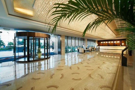 Swiss-Belhotel Liyuan Wuxi : Lobby