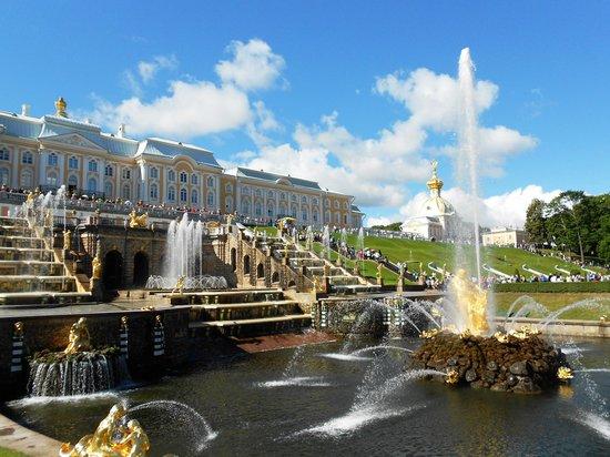 Aventura Travel : Peterhof