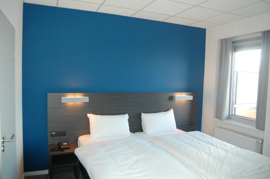 Antwerp Harbour Hotel: dubble (twin ) room