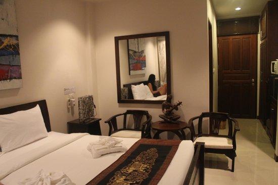 Sunset Hill Resort: inside the room