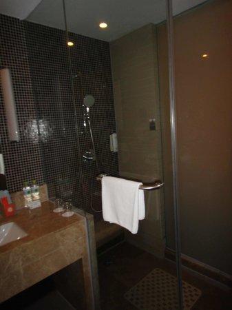 Holiday Inn Express Beijing Huacai : shower
