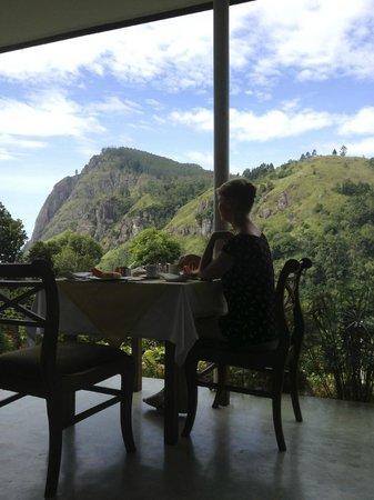 Ravana Heights: View Breakfast