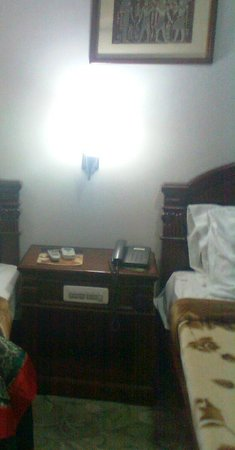Islamabad Hotel : Decent clean rooms