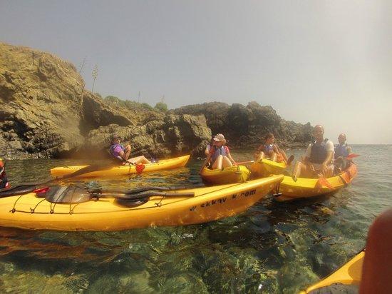 SK Kayak: rincón secreto