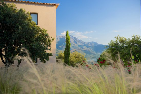 Hotel A Piattatella: Extérieurs